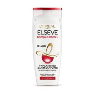 شامپو ترمیمکننده مو لورآل Komple Onarıcı 5