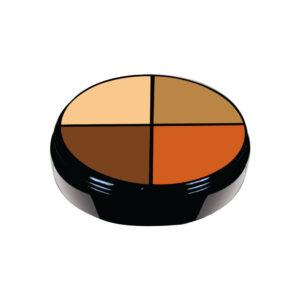کانتور و کانسیلر 4 رنگ فوراور52, AC003