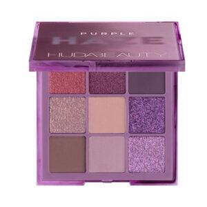 پالت سایه 9رنگ هدی بیوتی Haze Purple