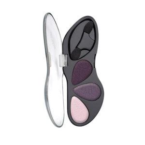 پالت سایه 3 رنگ دبورا Violet Plum 06
