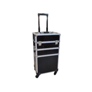 چمدان 3 تکه میکاپ و محصولات پوستی SA530