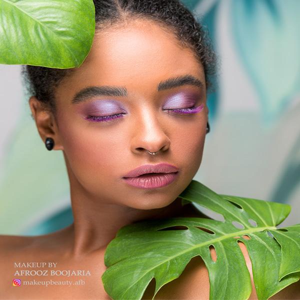 آموزش آرایش افروز بوجاریا